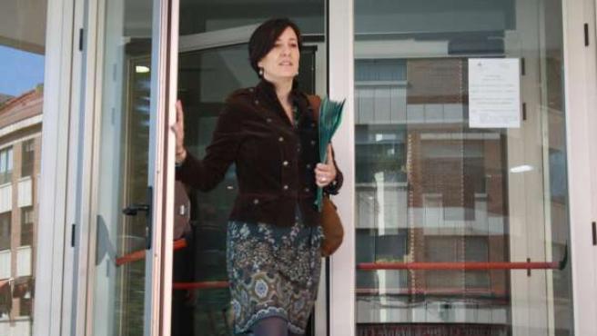 Blanca Fernández, PSOE Ciudad Real