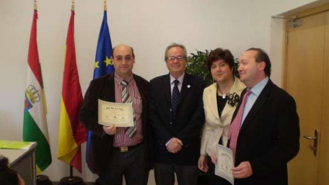 Entrega Diplomas Alcaldes Starlight