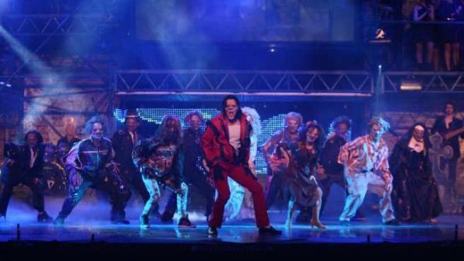 'Forever King Of Pop', Espectáculo Homenaje A Michael Jackson
