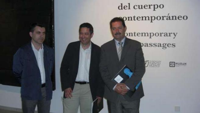 El Director General De Bellas Artes Y Bienes Culturales, Enrique Ujaldón