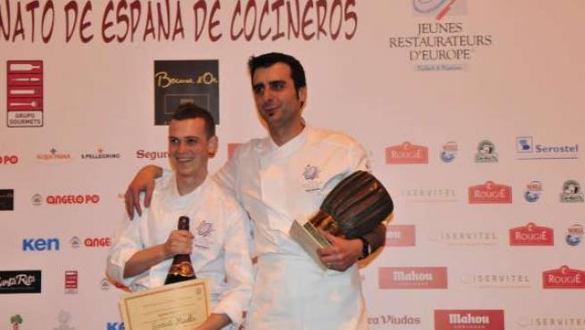 El Cocinereo Evarist Miralles, Designado El Mejor Cocinero De España