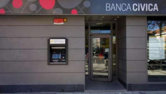 Sucursal de Banca Cívica