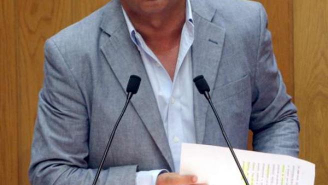 O conselleiro de Economía e Industria, Javier Guerra, intervirá no Pleno do Parl