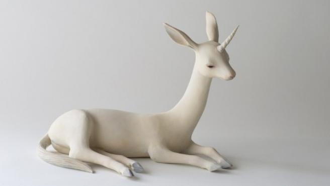 Cervatillo-unicornio
