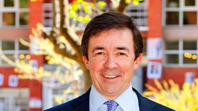 José Carrillo, rector de la Universidad Complutense de Madrid.