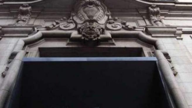 Sede del Grupo Telefónica.