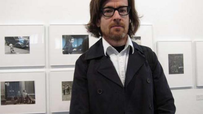 El Comisario De La Muestra Jorge Ribalta