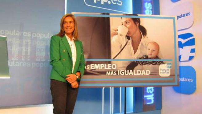 Ana Mato, Vicesecretaria De Organización Del PP