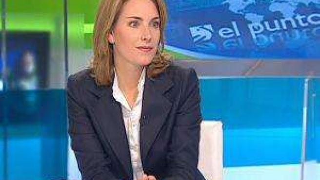 Arantza Quiroga, entrevista en EiTB