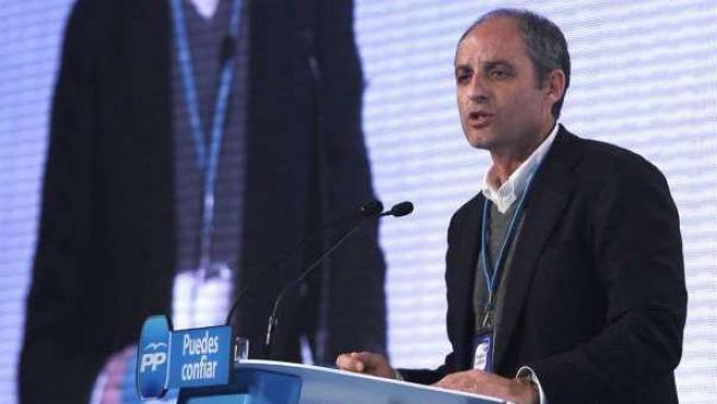 El presidente de la Generalitat Valenciana, Francisco Camps.