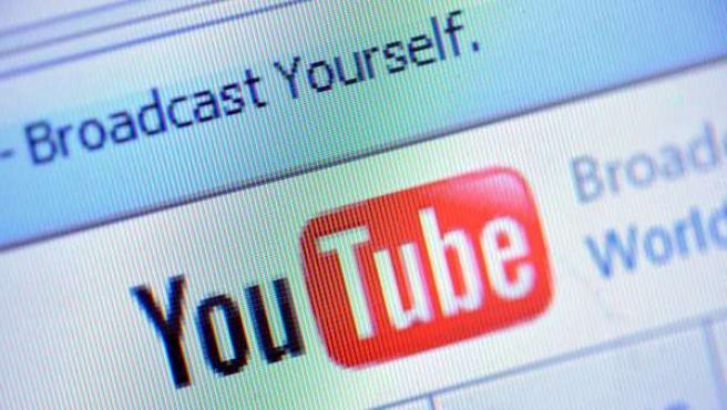 Logotipo de YouTube.