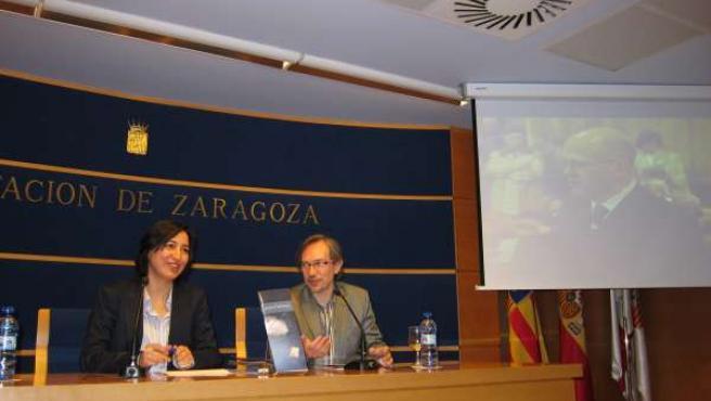 Cristina Palacín Y Luis Antonio González