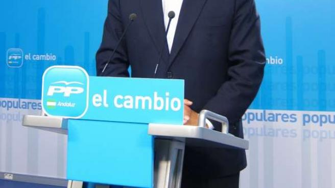 Ricardo Tarno, Hoy En Rueda De Prensa