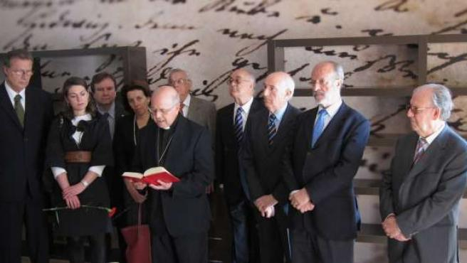 Inauguración De Un Complejo De Apartamentos Para Mayores En Valladolid