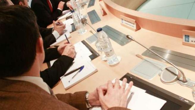 Reunión Semanal Do Consello Da Xunta