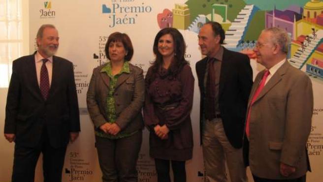 Presentación Del Premio 'Jaén' De Piano