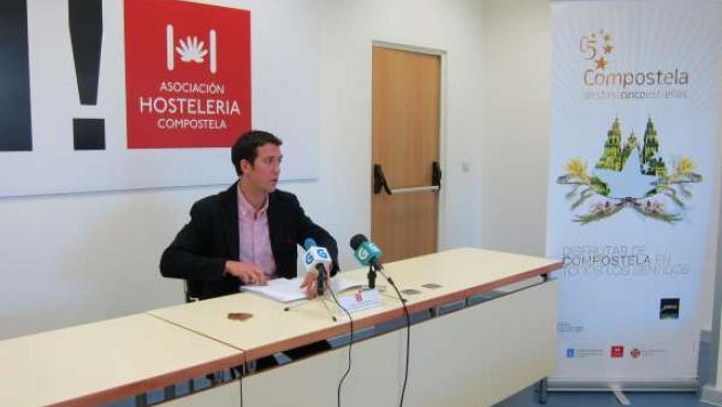 Aser Álvarez Hostelería Compostela Turismo