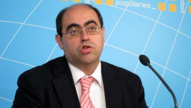 El Coordinador De Campaña Del PP De Salamanca