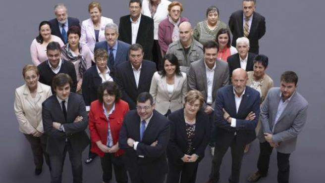 Candidatura Del PSOE Al Ayuntamiento De Gijón.