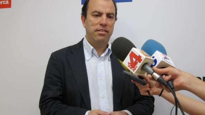 El secretario general de UPN, Carlos García Adanero.
