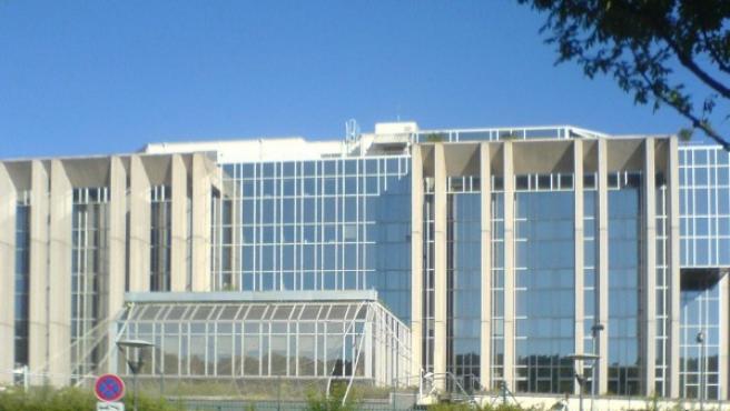 Sede de INTERPOL en Lyon, Francia.
