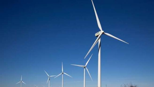 Parque eólico, molinos de viento