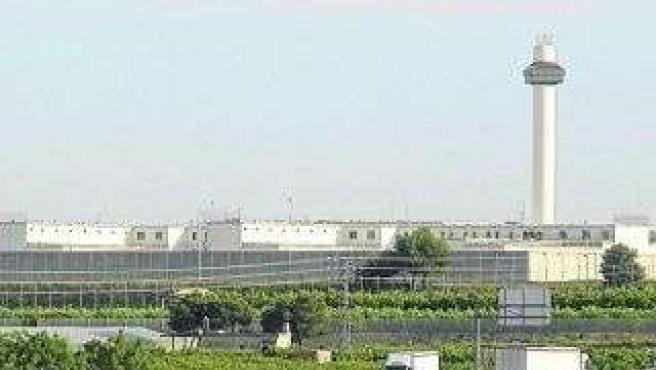 Exterior Del Centro Penitenciario De Picassent (Valencia).