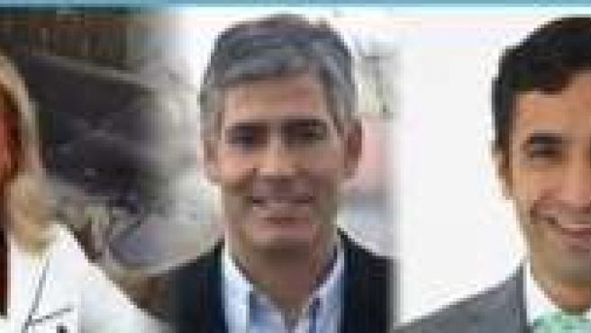 Candidatos Del PP A Las Principales Ciudades