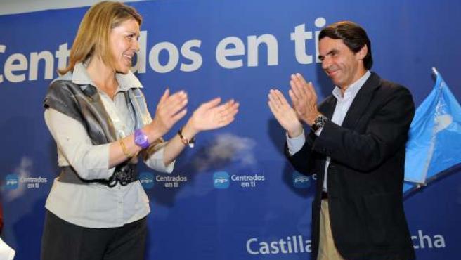 Cospedal Y Aznar