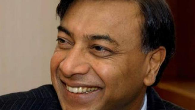 Lakshmi Mittal, el más rico de Reino unido.