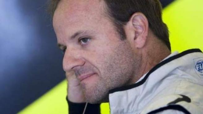El veterano Rubens Barrichello, en una imagen de archivo.
