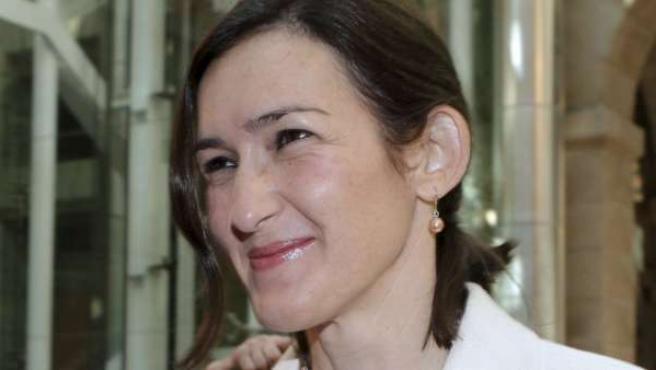La ministra de Cultura, Ángeles González Sinde, en una imagen de archivo.