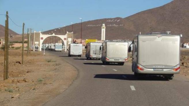 Entre los destinos más demandados, Marruecos, de norte a sur.
