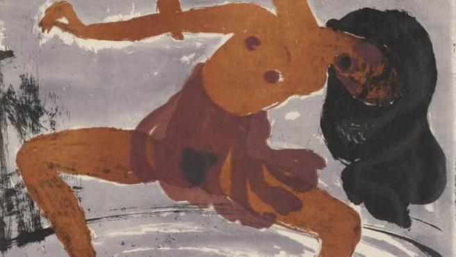 Litografía de Emil Nolde