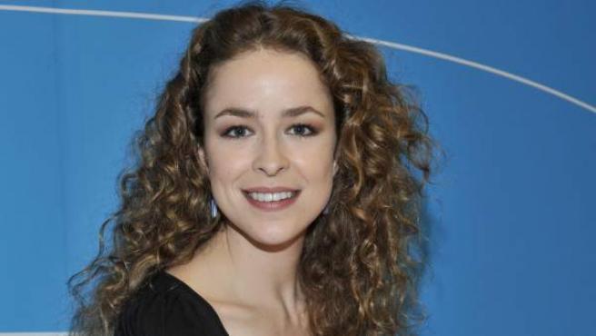 La actriz Silvia Abascal, en una foto promocional.