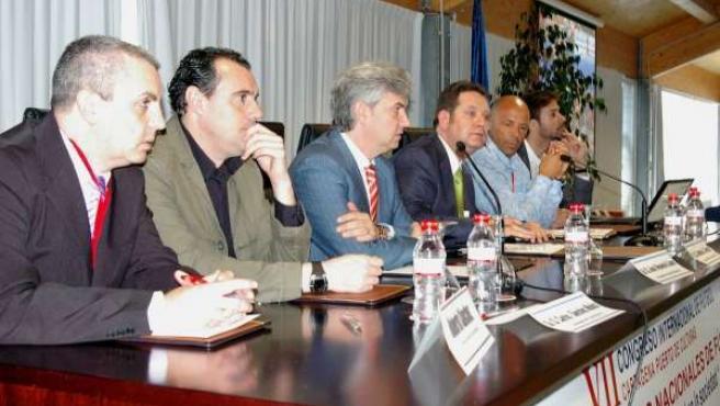 Imagen Del Congreso Internacional De Fútbol