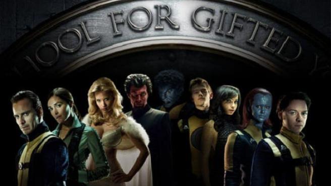 Nuevo póster de 'X-Men: Primera generación'. ¡Ahora, con villano!