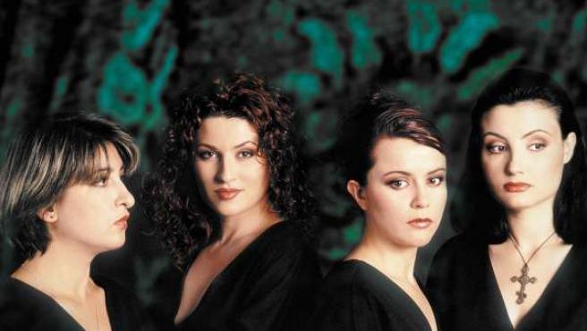 Las Jóvenes Voces Búlgaras De Eva Quartet