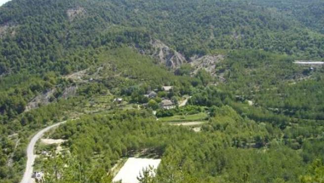 Monte De Griébal