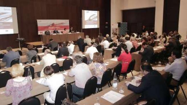 Jornadas Sobre Negociación Colectiva De Adecco Y APD En Sevilla