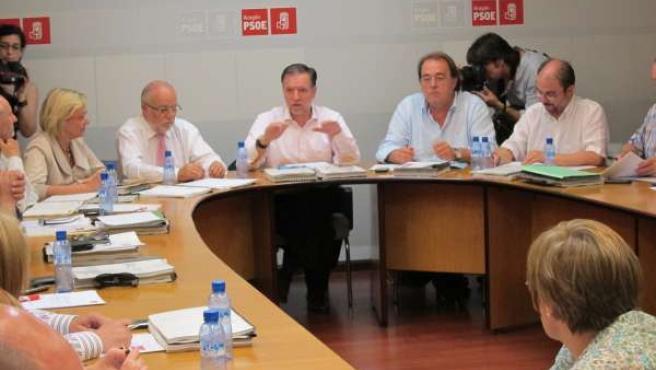 Ejecutiva Regional PSOE-Aragón