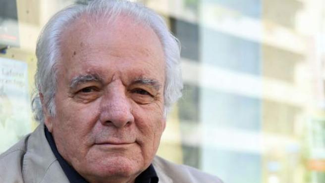 El escritor Javier Reverte.
