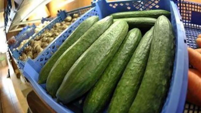 Las autoridades sanitarias alemanas han identificado pepinos importados de España como la fuente de un brote de la bacteria E. coli.