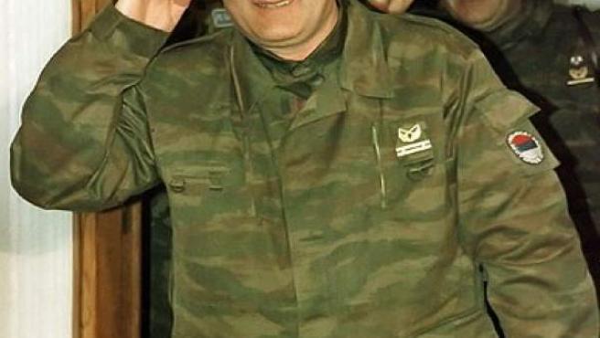 Ratko Mladic.