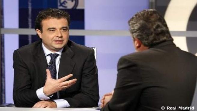 José Ángel Sánchez, en una entrevista.