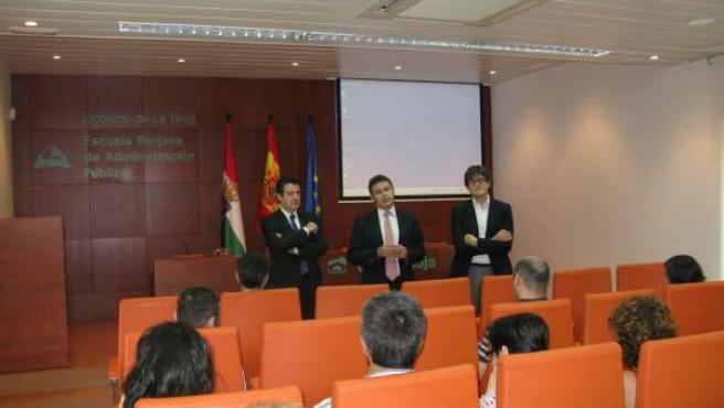 Inicio Implantación Del Teletrabajo En La Administración Riojana