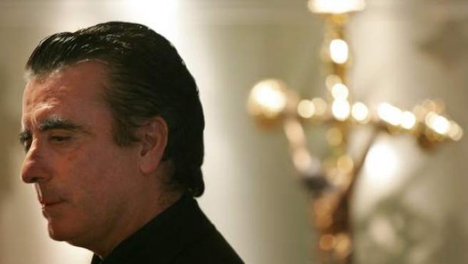 José Ortega Cano.