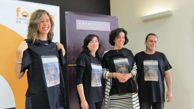 Cirtina Fontaneda, Ana Rodríguez Y Mercedes Cantalapiedra