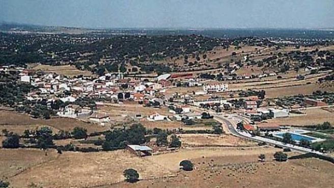 Vista del municipio toledano de Pepino.