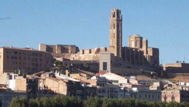 Vista general de la ciudad catalana.